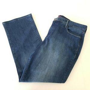 NYDJ Bootcut Jeans 18W